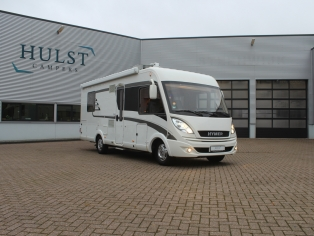Hymer B 698 Queensbed Automaat