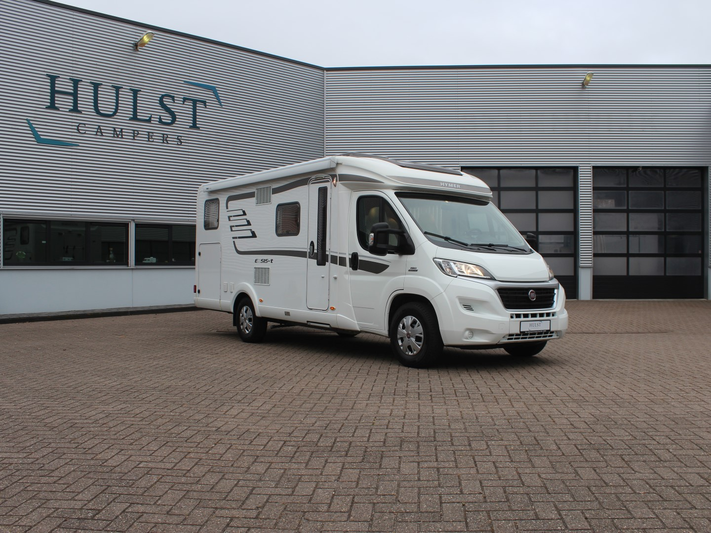Hymer Exsis T 588 Automaat